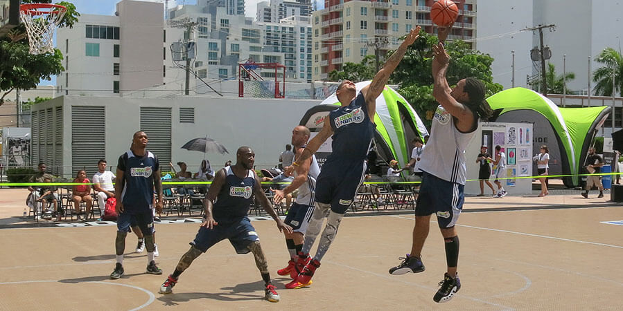 Commercial Basketball Courts & Gym Flooring | SnapSports