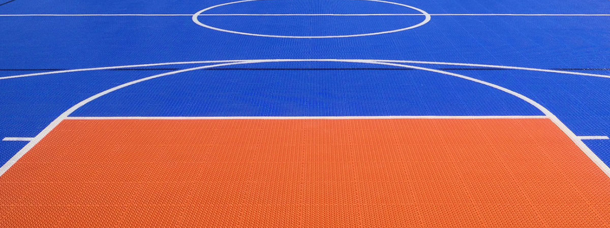 Outdoor BounceBack Court