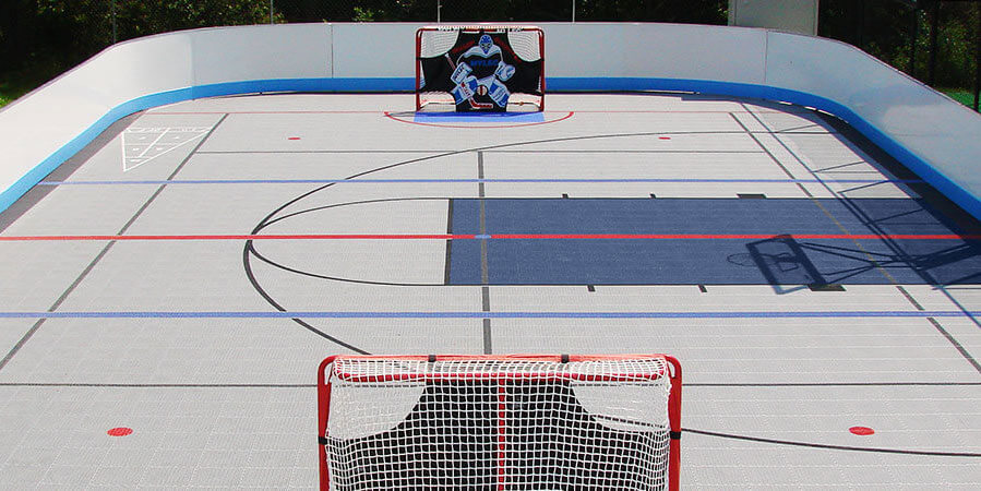 SnapSports Residential Hockey | Home Hockey Rinks and Gyms