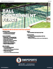 Ball Containment Specifications thumbnail