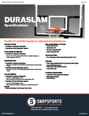 DuraSlam Specifications thumbnail