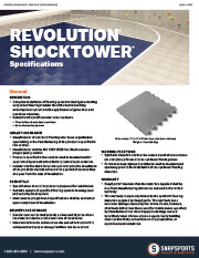 Revolution Specifications thumbnail