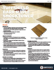 Revolution with Dark Maple TuffShield and ShockTower Specifications thumbnail