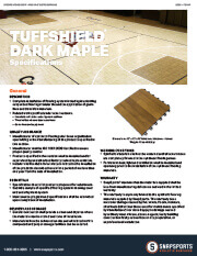 Revolution with Dark Maple TuffShield Specifications thumbnail