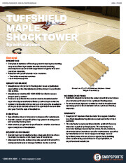 Revolution with Maple TuffShield and ShockTower Specifications thumbnail