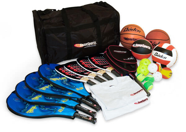 SnapSports Sports Sports Gear Pack